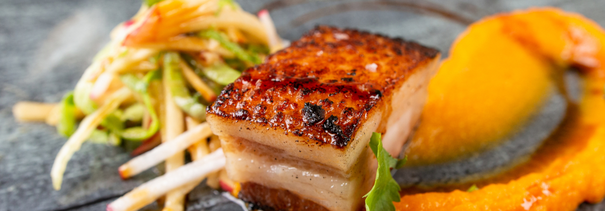 Maple Pork Belly by Chris Aerni